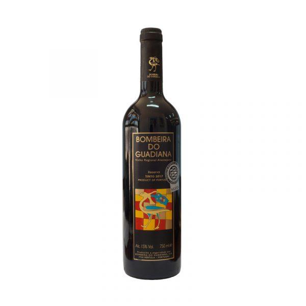 Herdade da Bombeira Bombeira do Guadiana Reserve Red Wine  750ml