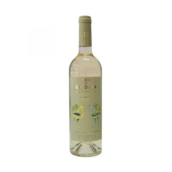 Vinho Branco Flor do Guadiana Herdade da Bombeira 750ml