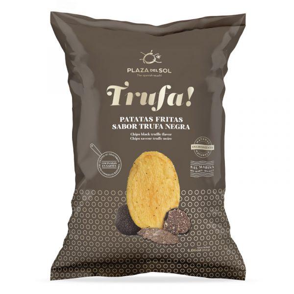 Batatas Fritas Trufa Preta Plaza del Sol 115g
