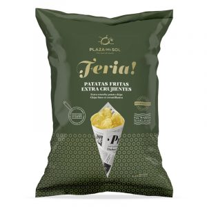 Batatas Fritas Feria Extra Crocantes Plaza del Sol 130g