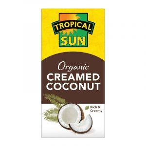 Creme de Coco Biológico  Tropical Sun 200g