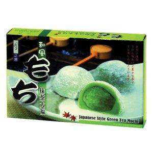 Mochi com Recheio de Chá Verde Yuki&Love 210g
