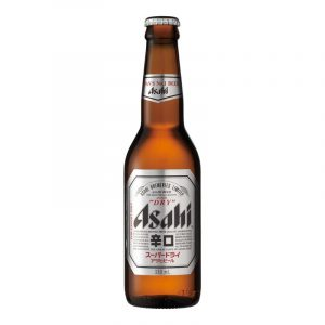 Asahi Beer Super Dry 330ml