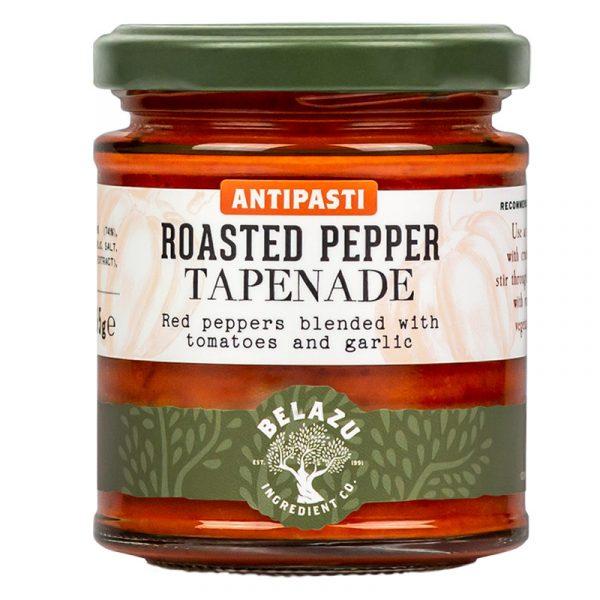 Belazu Roasted Pepper Tapenade 165g