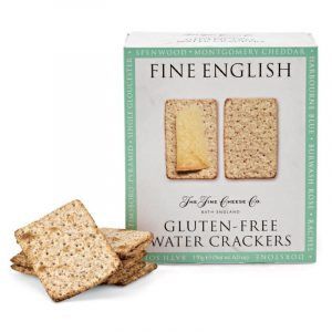 Water Crackers sem Glúten Fine English The Fine Cheese Co. 170g