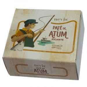 Paté de Atum Picante Nevis 65g
