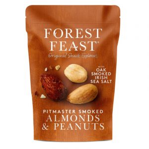 Forest Feast Smoked Salt Almonds and Peanuts 120g