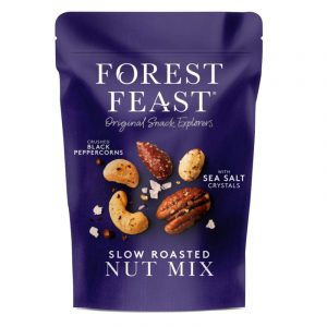 Forest Feast Mixture of Dried Fruits with Pepper and Salt 120g