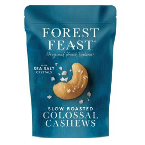 Forest Feast Colossal Cashews with salt 120g