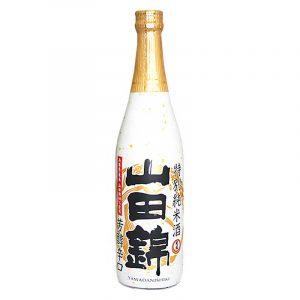 Sake Yamada-Nishiki Tokubetsu Junmai 720ml
