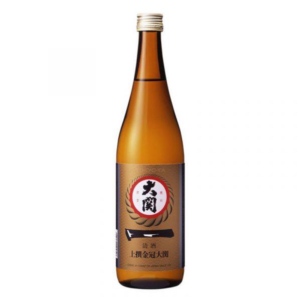 Sake Ozeki Josen Kinkan 720ml