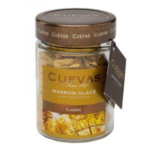 Marrons Glacés em Frasco CUEVAS 160g