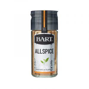 Pimenta-da-Jamaica em Pó Bart Spices 40g