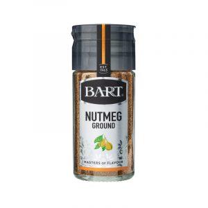 Noz-Moscada em Pó Bart Spices 46g
