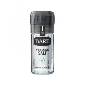 Moinho de Sal com Alho Selvagem Bart Spices 60g