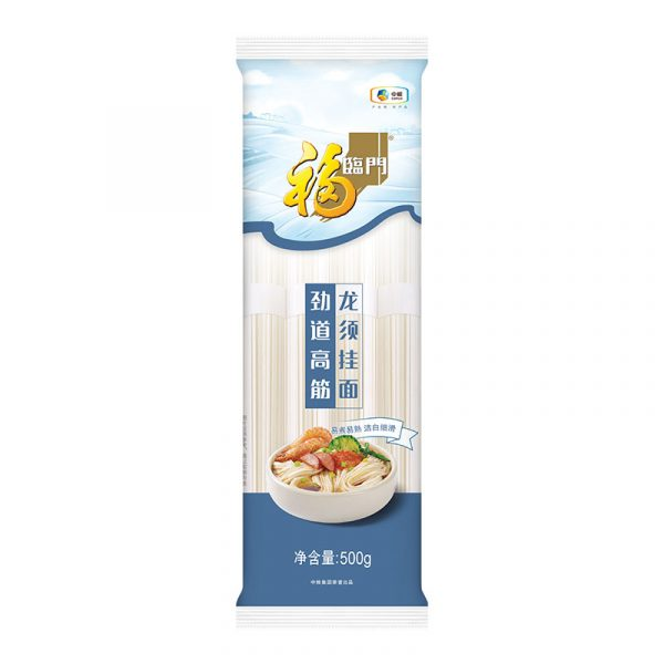 Fu Lin Men Thin Noodles 500g