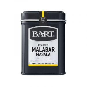Masala Malabar Tostada Bart Spices 45g
