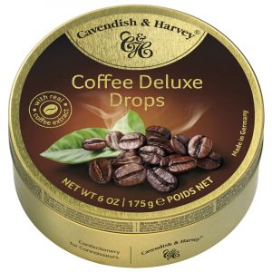 Cavendish & Harvey Coffee Deluxe Drops 175g
