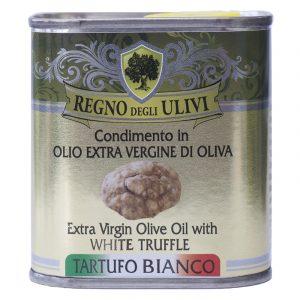 Azeite Virgem Extra com Trufa Branca Regno degli Ulivi 150ml