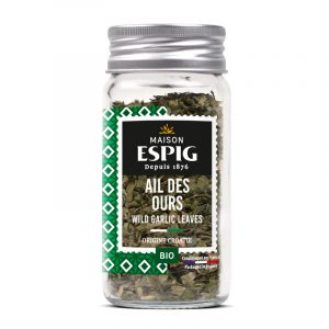 Maison Espig Organic Wild garlic Leaves 8g