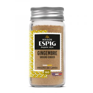 Maison Espig Organic Ground Ginger 26g