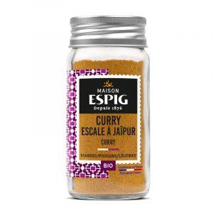 Caril de Jaipur Biológico Maison Espig 37g