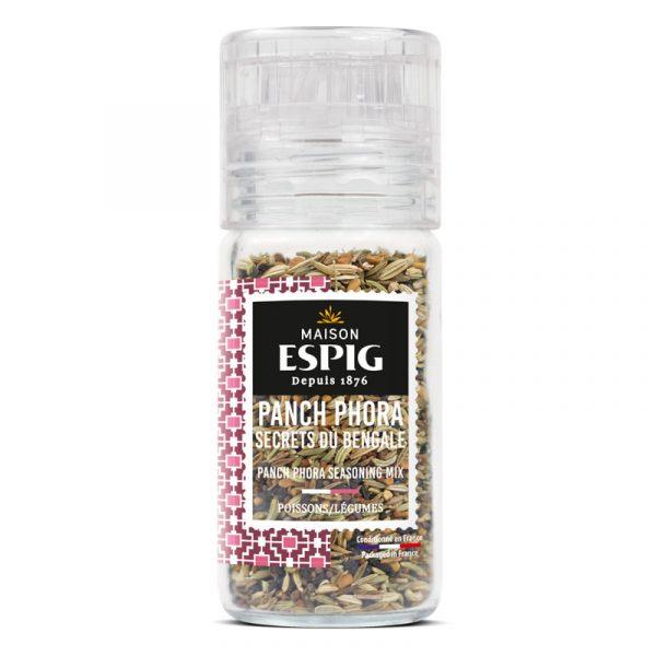 Maison Espig Panch Phora Seasoning Mix 45g