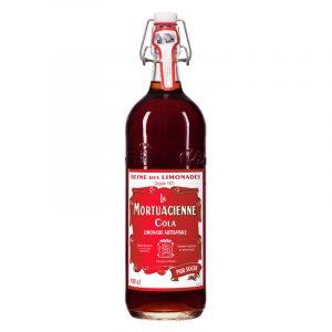La Mortuacienne Cola Artisanal Sparkling Limonade 1000ml