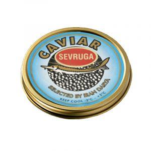 Caviar Sevruga Acipenser Stellatus Iran Darya 50g