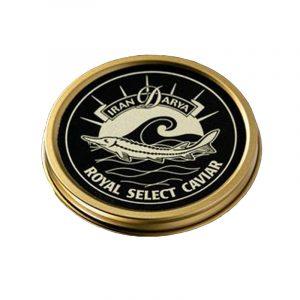Caviar Royal Acipenser Transmontanus Iran Darya 50g