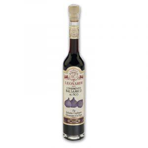 Leonardi Balsamic Condiment with Fig 100ml