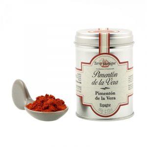 Terre Exotique Smoked paprika (pimenton de la vera) 60g