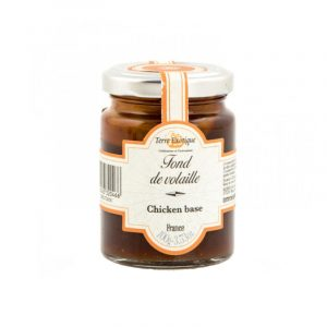 Terre Exotique Chicken Base from France 100g