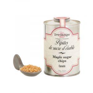 Terre Exotique Canada Maple Sugar Nuggets 200g