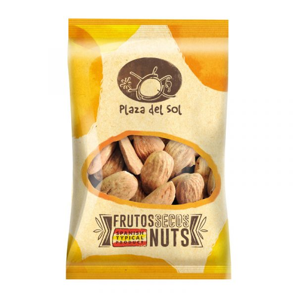 Plaza del Sol Roasted and Salted Almonds 150g