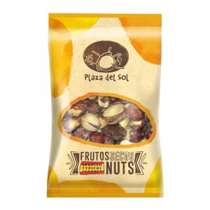 Plaza del Sol Roasted and Salted Nuts Mix 175g