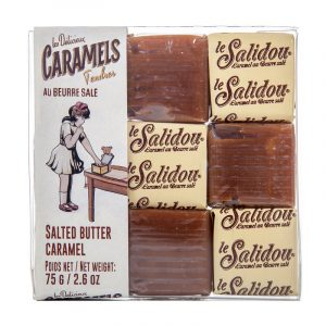 Caramelos da Bretanha em Tabuleiro Pâtissier La Maison Armorine 75g