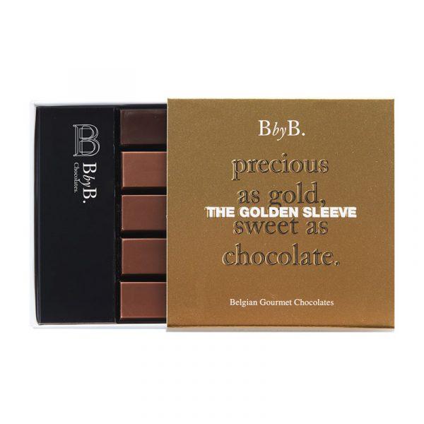 Chocolate Mix 5 Ouro BbyB Chocolates 55g