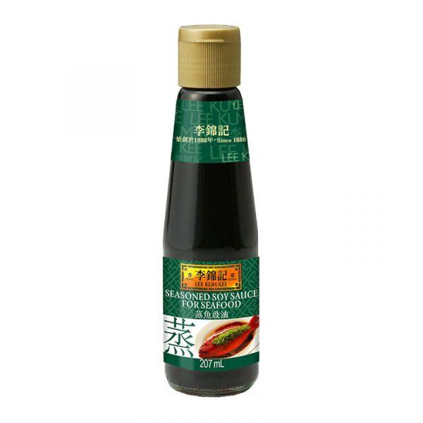 Molho de Soja para Peixe e Marisco Lee Kum Kee 410ml