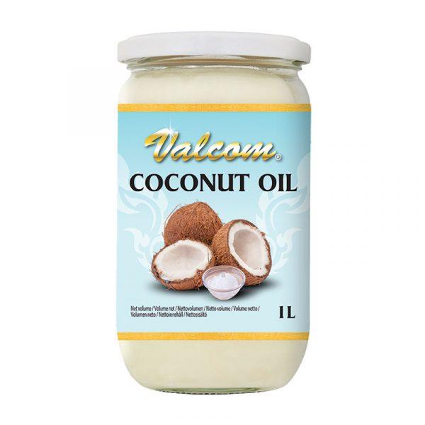Óleo de Coco Valcom 1L