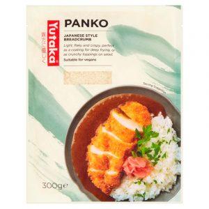 Panko - Pão Ralado Estilo Japonês Yutaka 300g