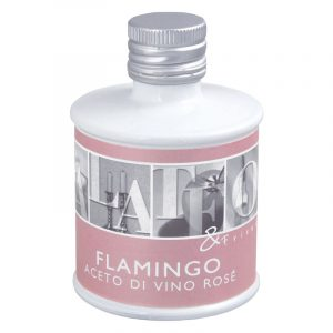 Galateo & Friends Flamingo Rosé Wine Vinegar 250ml