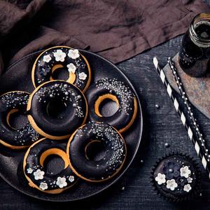 Carvão Vegetal Activado: a nova moda culinária